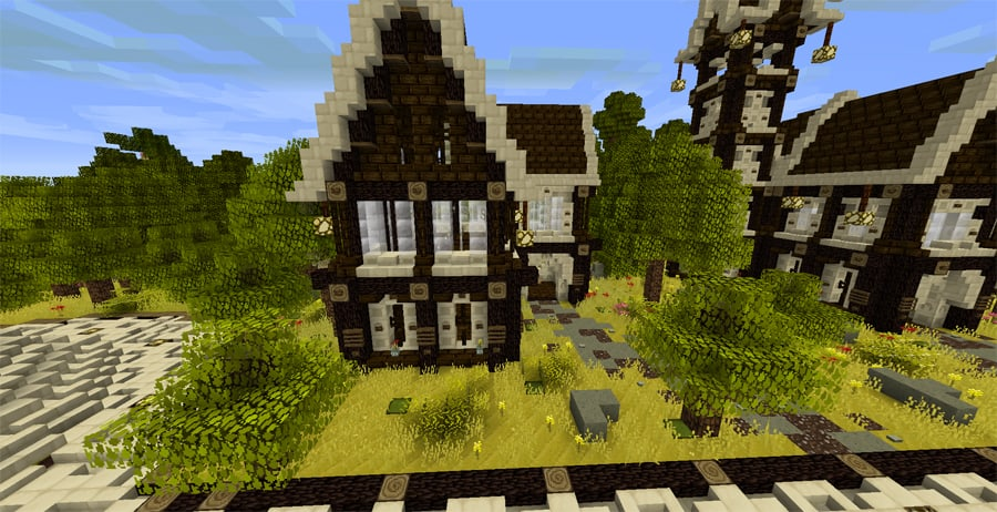 Les 15 Meilleurs Packs De Texture Pour Minecraft Minecraft