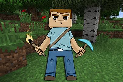 bien débuter Minecraft en survie